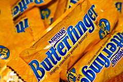 Nestle Butterfinger, Fun Sized Bars