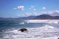 Florianpolis SC (kaleonel) Tags: praia sc mar florianpolis paisagem karen leonel onda karenleonel kaleonel