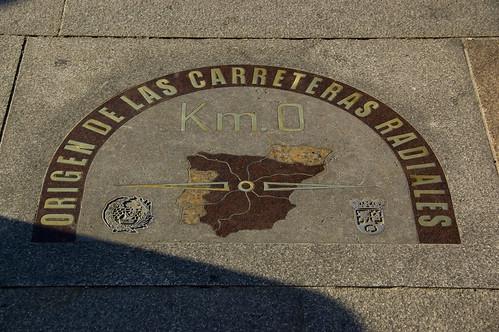 El nuevo kilómetro 0 de Madrid
