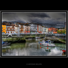 PUERTO DE LLANES HDR (Antonio Belln - Canalla Project) Tags: sea cloud port boat spain asturias coolest hdr llanes questfortherest peopleschoice supershot buoyant abigfave colorphotoaward holidaysvacanzeurlaub superbmasterpiece diamondclassphotographer tribesandhya canallaprojectcom
