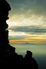 bajando del iztaccihuatl - by Altamar