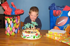 Birthday Boy (pageta) Tags: birthday cake ben