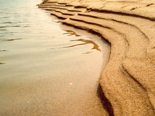 Piscina do Cabo Ledo - Maré secante