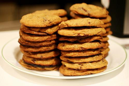 I made cookies