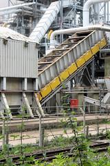 Chirk (8 July 2007) ( Robert Howe) Tags: greatbritain industry wales industrial factory unitedkingdom documentary chirk howwearenow
