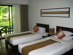 Ramayana hotel (Jakob Carstensen) Tags: thailand kochang ramayana