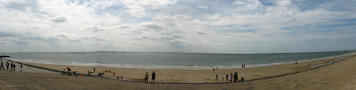 The North Sea, Vlissingen, The Netherlands