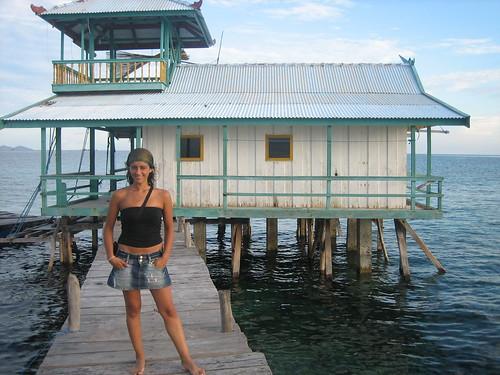 Indonesia, Kanawa Island