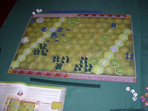 Memoir 44 - Pre-game