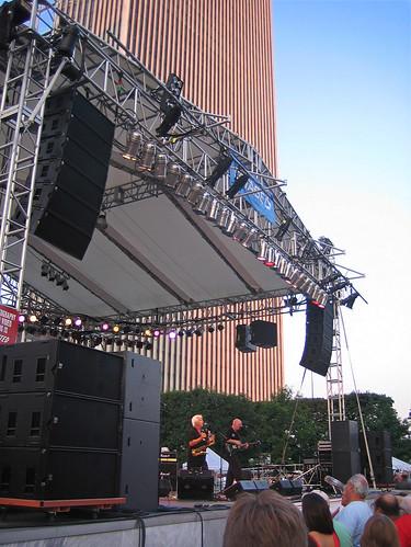 Classic Rock Night at the Plaza - Albany, NY - 07, Aug - 02