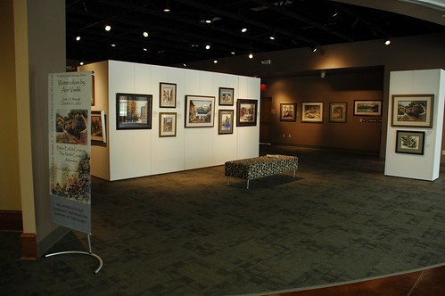 Exhibit Room, Baker Exhibit Center
