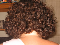 Lo's Auburn Hair