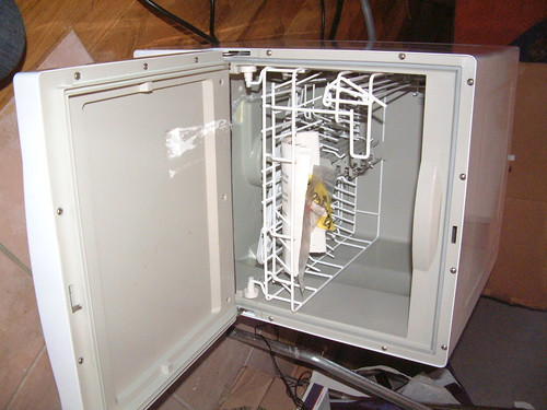 Broken Dishwasher