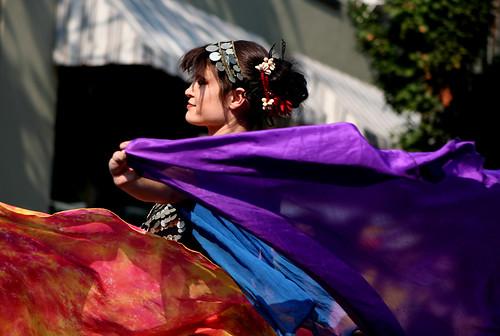 silk veils for bellydance