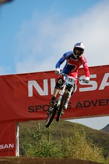 UCIFtBillDH38 (wunnspeed) Tags: scotland europe mountainbike downhill worldcup fortwilliam uci