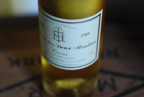 1989 Chateau des Deux Moulins