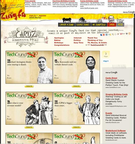 ZingFu Ignores Creative Commons