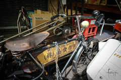 Tokyo, Japan (Foraggio Photographic) Tags: travel bicycle japan tokyo asia tsukiji