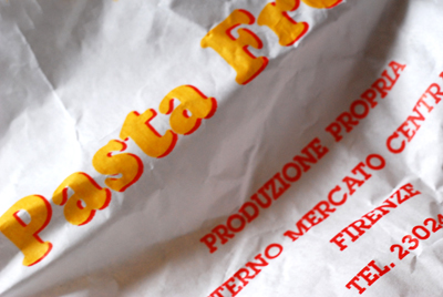 pasta bag