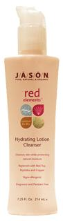 Jason Red Elements Hydrating Lotion Cleanser