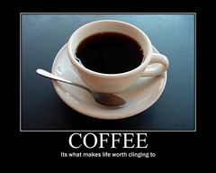 Coffee - motivational poster (alamo1740) Tags: life cup coffee true poster fdsflickrtoys humor spoon espresso caffeine demotivator demotivate motivational demotivational