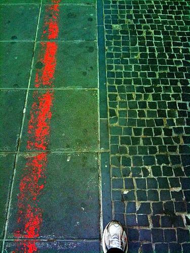 Potenza: la sottile linea rossa