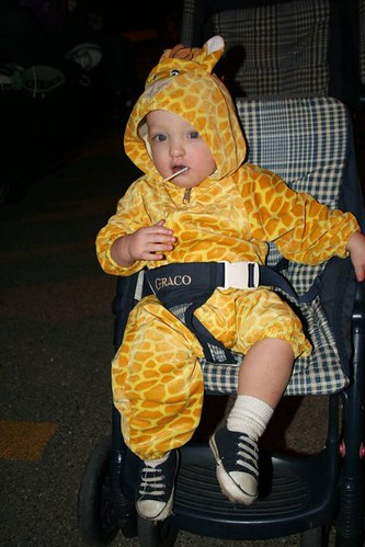 Oct 30 2010 Elden at trunk-or-treat