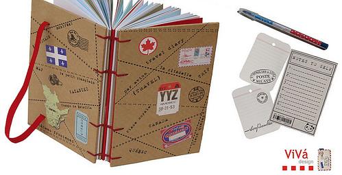 Travel Diary - Versão Québec