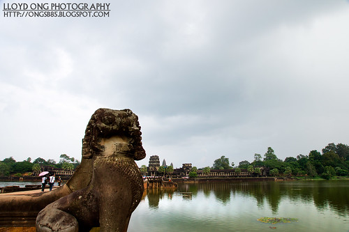 The return of Angkor Wat