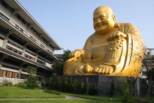 弥勒大佛像,宝覚寺(台湾)