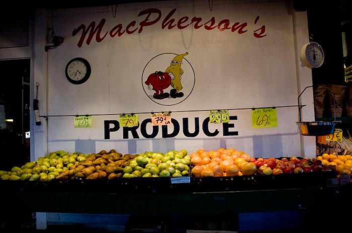 MacPherson's.