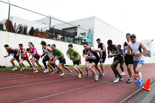 1500m Start - The Q's Victoria Track Series