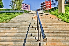 329_Escales (Ricard Gabarrs) Tags: jardin ric gaba escaleras peldaos ricgaba