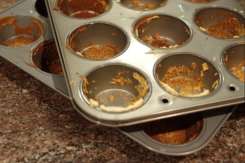 Dirty Muffin Tin
