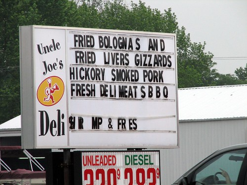 Fried Gizzards?