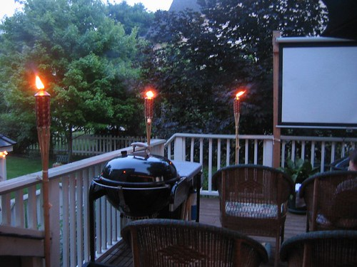 Our Outdoor Theater
