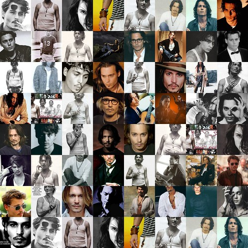 Johnny Depp Johnny Depp Collage