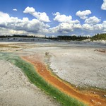 Magnetic Anomaly in Yellowstone on the Solstice