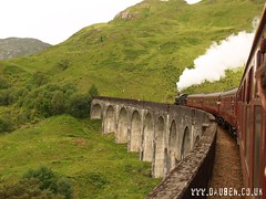Glenfinnian Viaduct - West Highland Line Scotland (Tom Dauben) Tags: tom train scotland harry potter railway olympus steam viaduct jacobite e500 glenfinnian godschosenpicture dauben tomdauben wwwdaubencouk