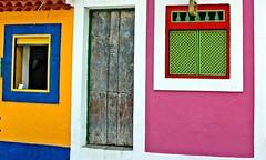 old door and new colors wall (Z Eduardo...) Tags: door travel house window colors wall brasil vivid unesco worldheritagesite viagem pernambuco olinda abigfave colorphotoaward aplusphoto superhearts platinumheartaward