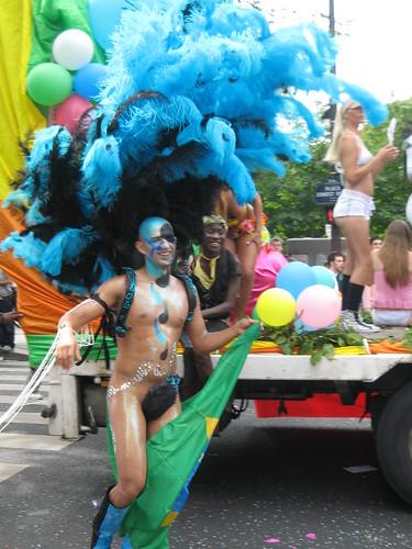 bresil@gay pride