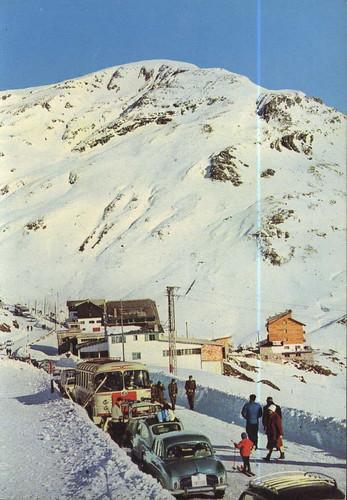autocar Nazar a Candanchú (1963)