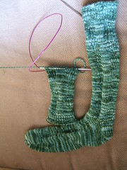 Sockapalooza progress