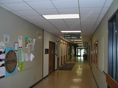 Hall, Bursar 7-20-07 (UWGB_SS_Remodel) Tags: hallways uwgb