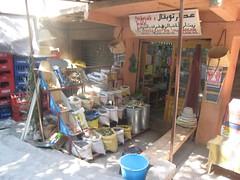 town of imlil (yobosayo) Tags: atlasmountains morocco marrakech imlil