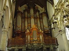 Oude Kerk Organ