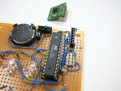Using an ADXL330 accelerometer with an AVR microcontroller