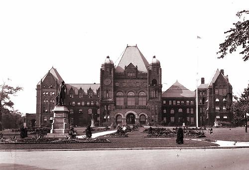 Queen's Park, circa 1918