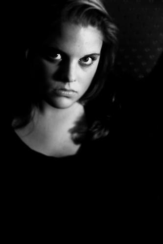 Dark mood