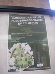 Concurso de Ideias para Espaços Vazios em Telheiras
